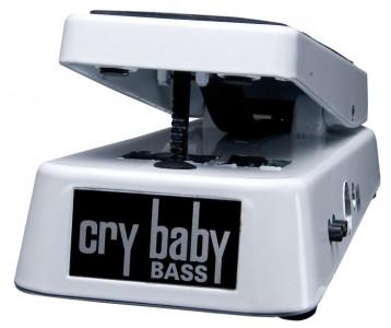 Jim Dunlop CRYBABY BASS WAH 105Q