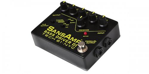 TECH21 / Sansamp Bass Driver DI
