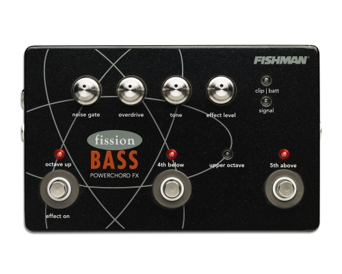Fishman / Fission Bass