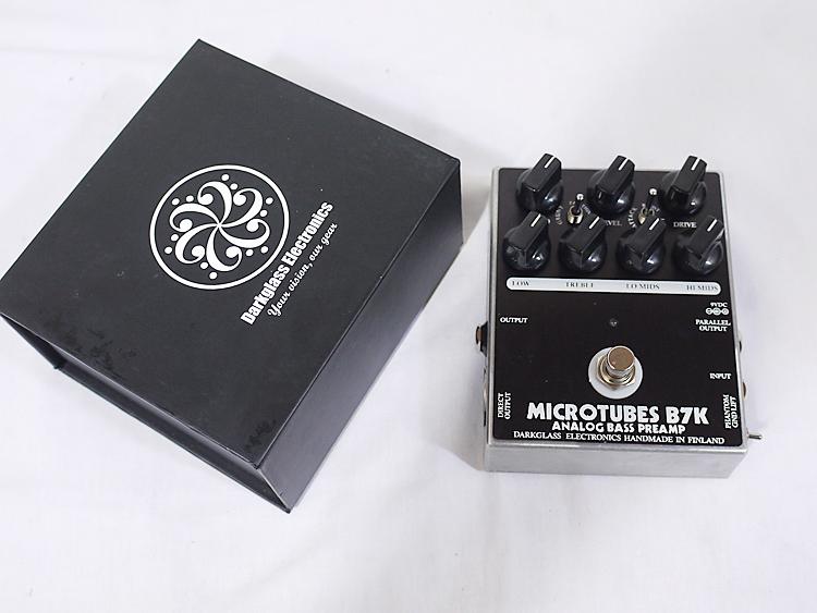Darkglass Electronics : Microtubes B7K 1