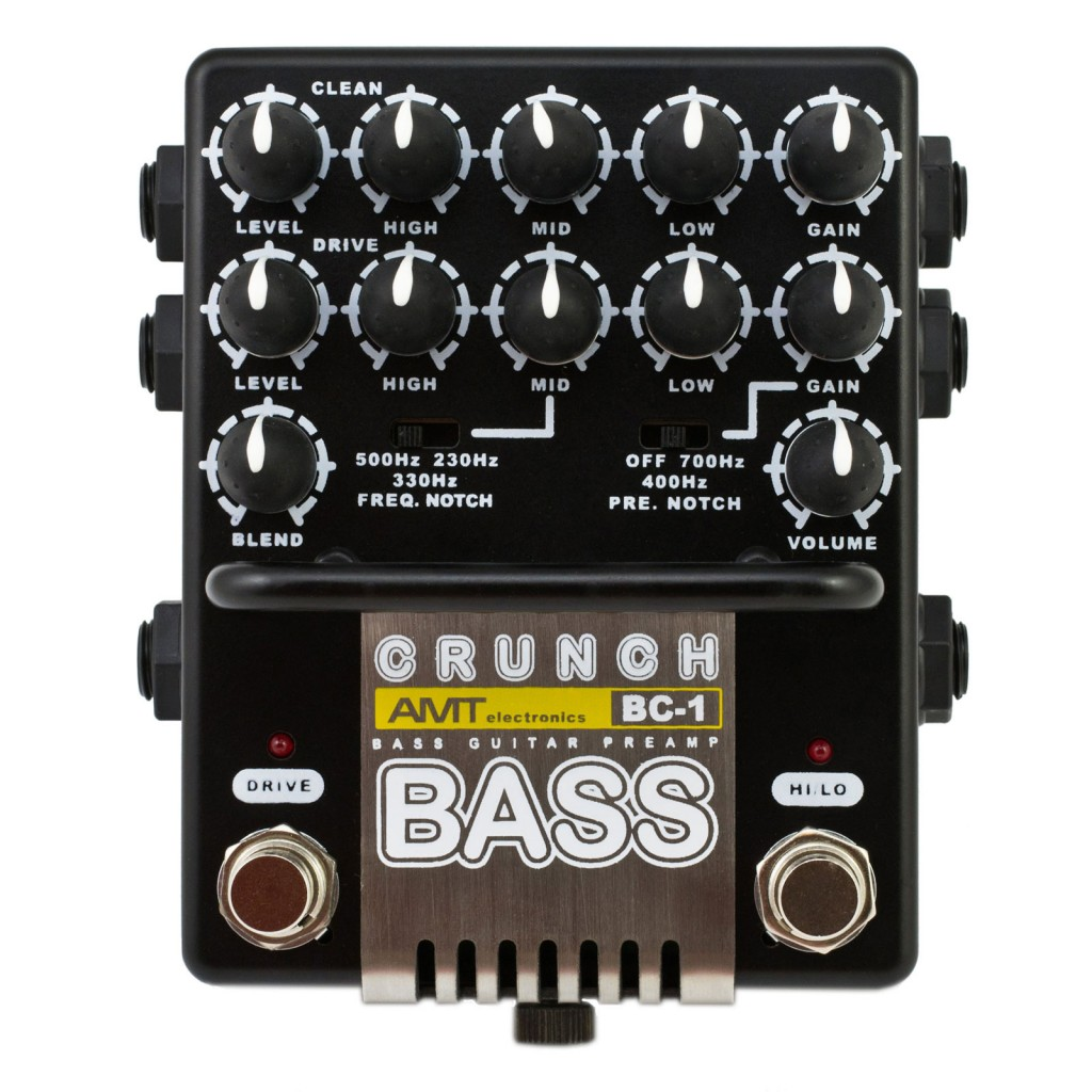 AMT ELECTRONICS / BC-1 Bass Crunch