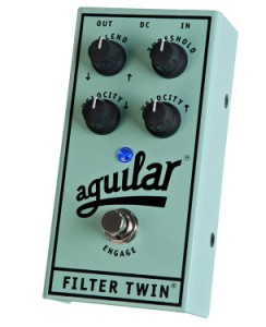 Aguilar / FILTER TWIN