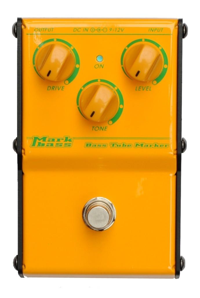 【生産完了】Markbass / Tube Marker MAK-BTM ~パッシブベースにチューブサウンドのディストーション