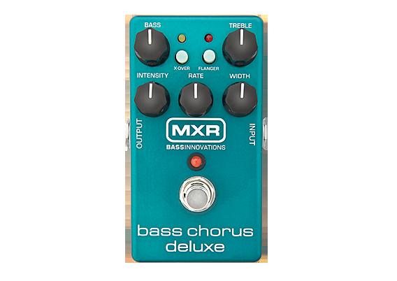 MXR BassChorusDeluxe