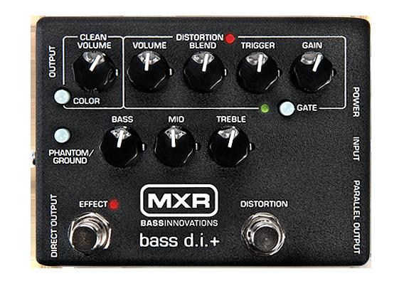 MXR BassDI