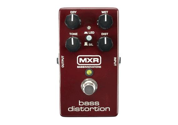 MXR BassDistortion