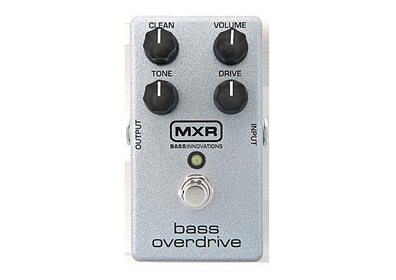 MXR BassOverdrive