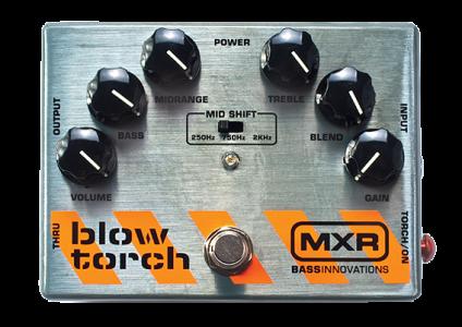 MXR BlowTorchregDistortion