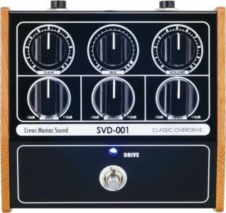 CREWS MANIAC SOUND / SVD-001