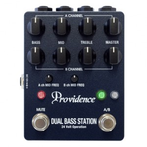 PROVIDENCE / DUAL BASS STATION DBS-1