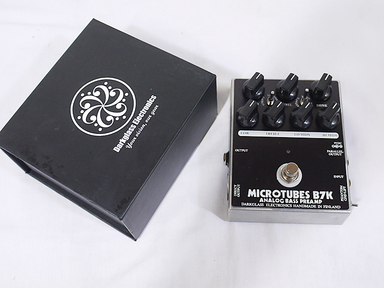 Darkglass Electronics : Microtubes B7K 1