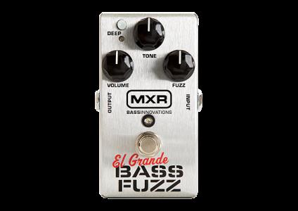 MXR M182 El Grande Bass Fuzz