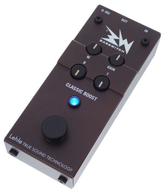 Lehle : RMI Basswitch Classic Boost