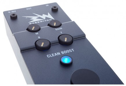 Lehle : RMI Basswitch Clean Boost_1