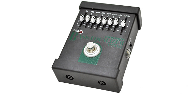 PLAYTECH_BASS EQUALIZER
