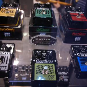 Black Label Studio Edition Pedals