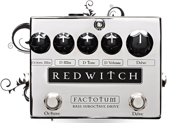 RED WITCH / FACTOTUM