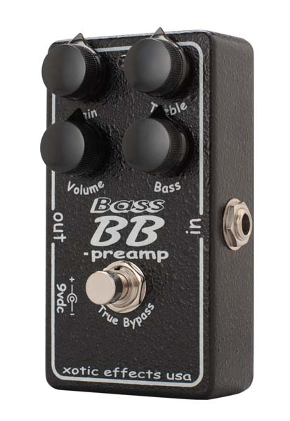 XOTIC / Bass BB Preamp